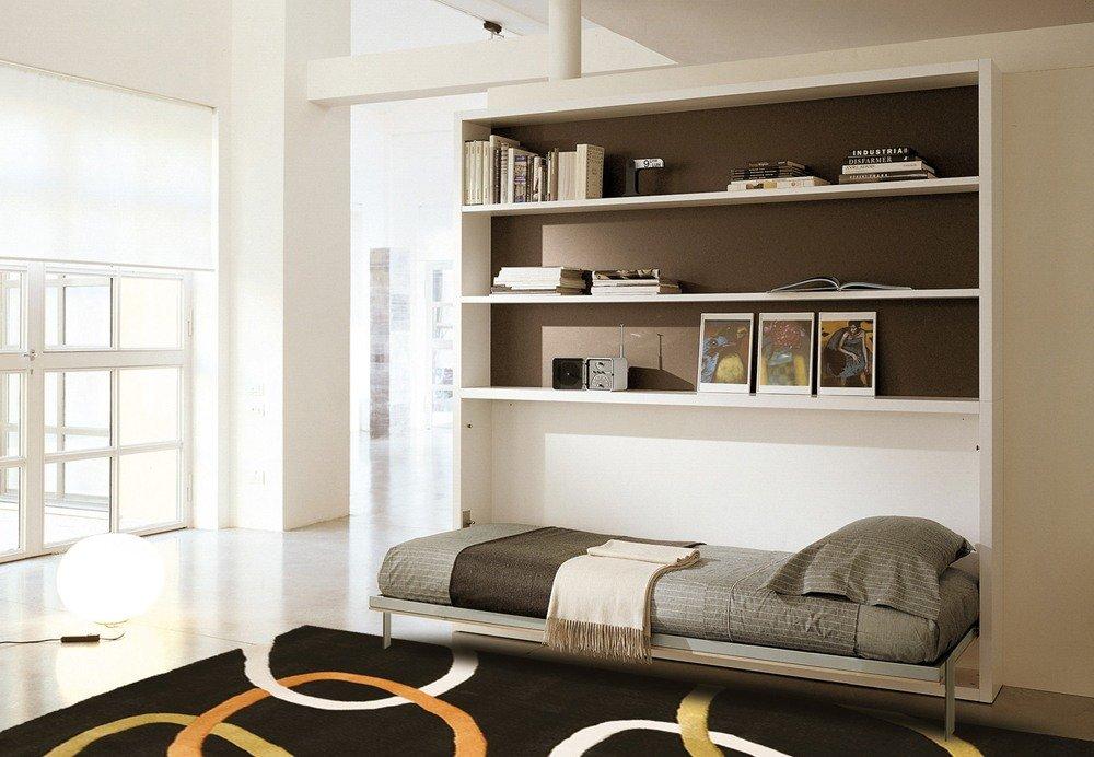 Wooden Murphy Bed
