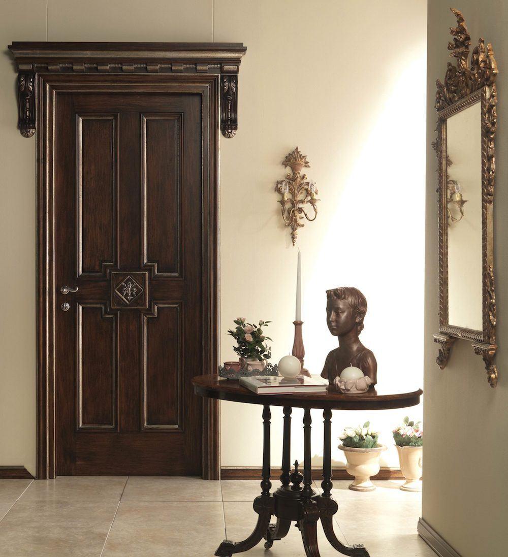 Vintage Pine Doors