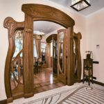 Antique Pine Doors: Perfect Idea For Wood Interior Doors
