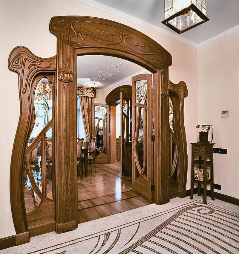 Solid Wood Pine Doors