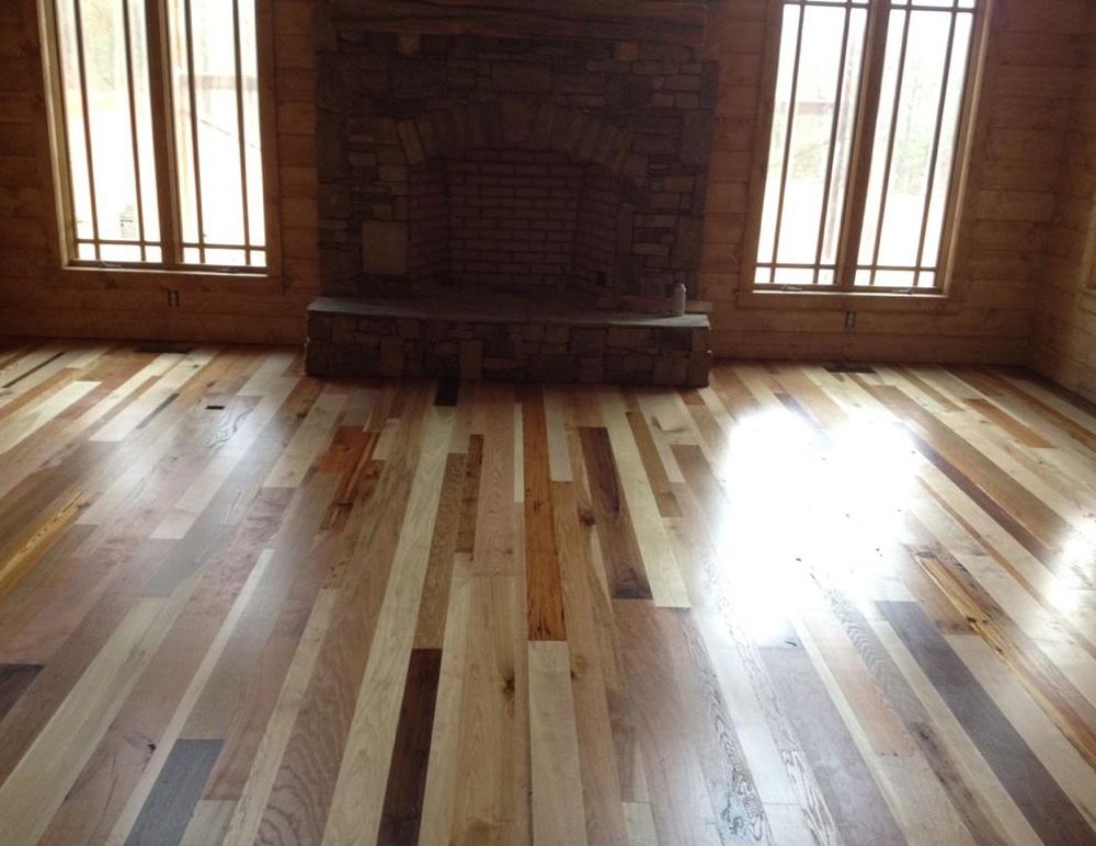 Pallet Wood Floor Ideas