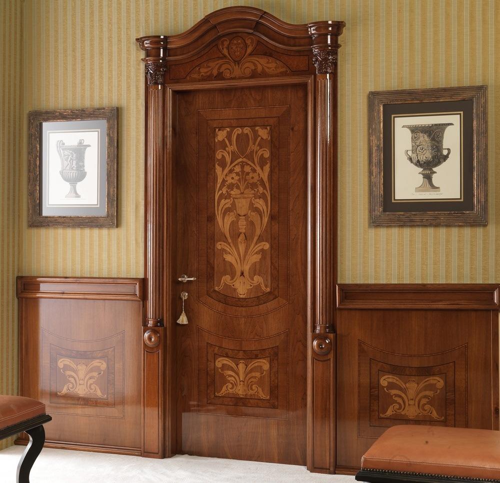 Classic Antique Pine Doors