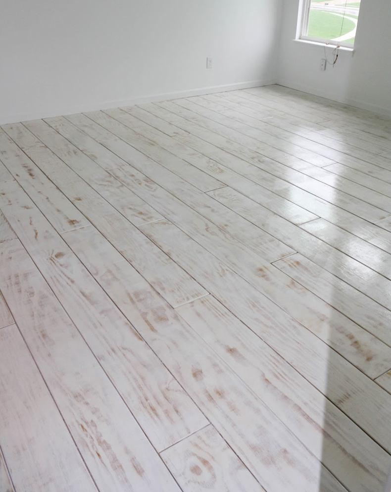 Narrow Plank Hardwood Flooring
