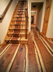 Home Wood Oak Flooring