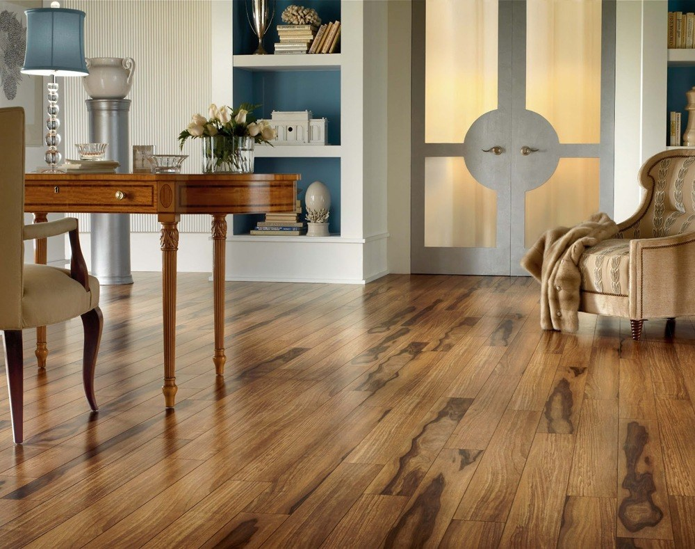 How to Clean Painted Hardwood Floors