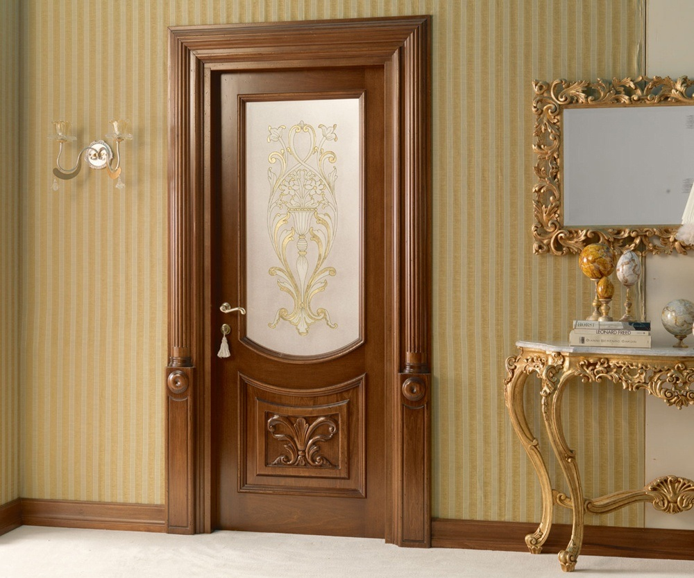 Interior Knotty Pine Doors