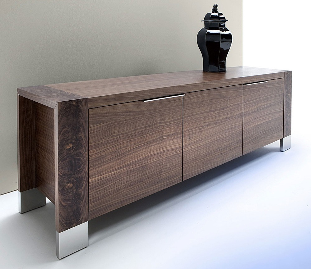 surprising modern living room credenza | Modern Credenza Buffet Server Furniture ...