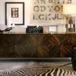 Wood Modern Credenza Furniture – An Important Part of Living Room Interior
