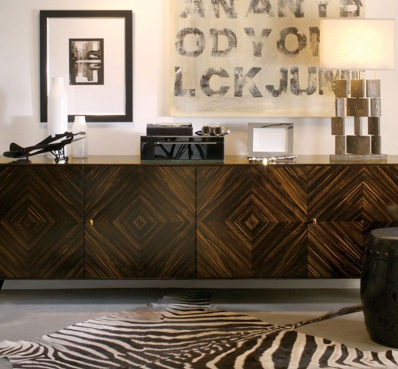 surprising modern living room credenza | Wood Modern Credenza Furniture