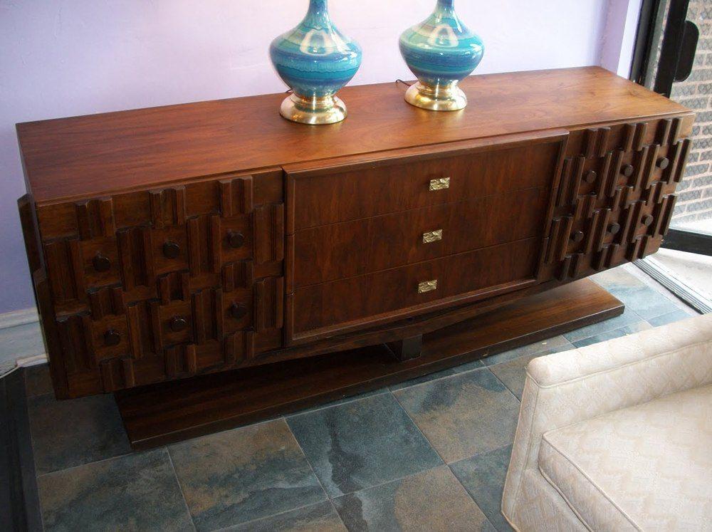 Mid Century Credenza Furniture