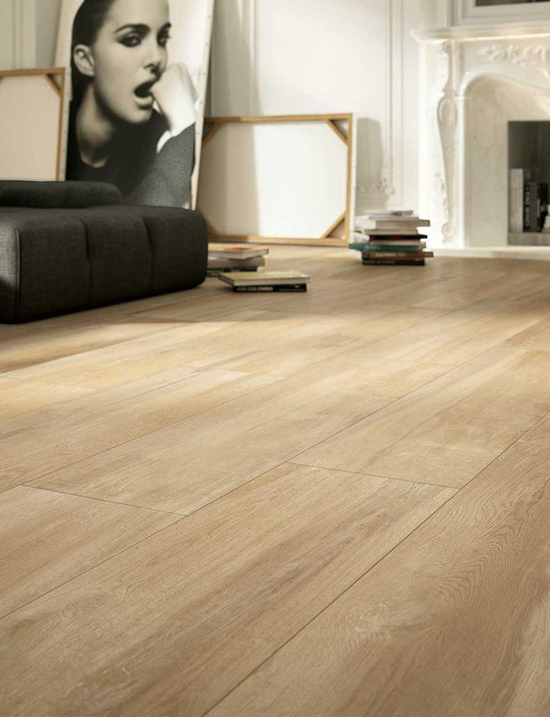 Natural Solid Oak Flooring