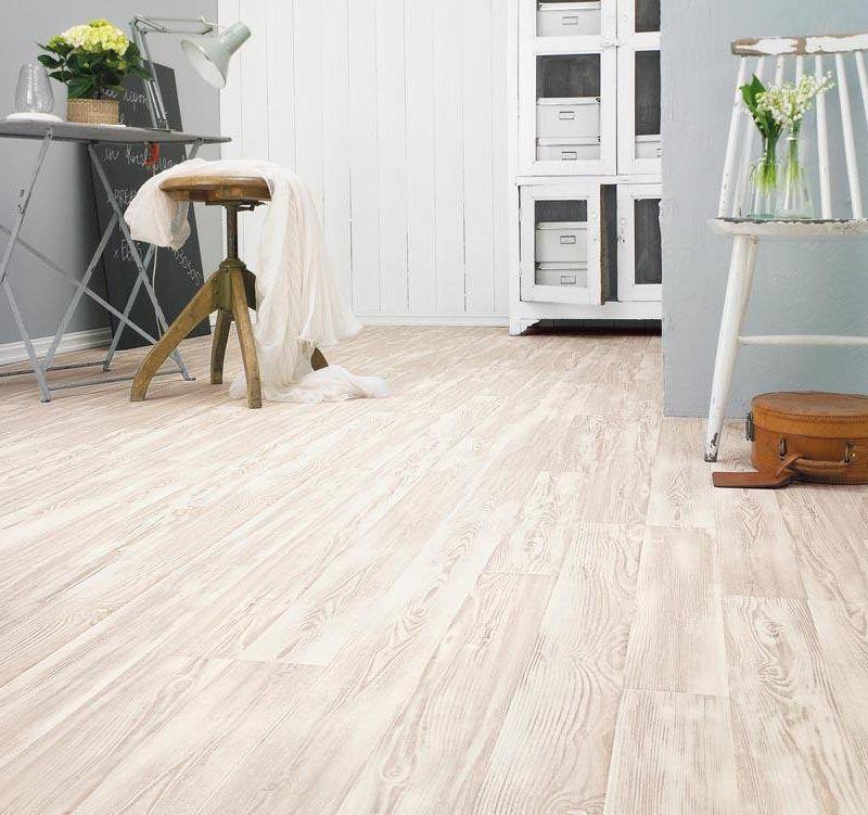 New Oak Pallet Wood Floor