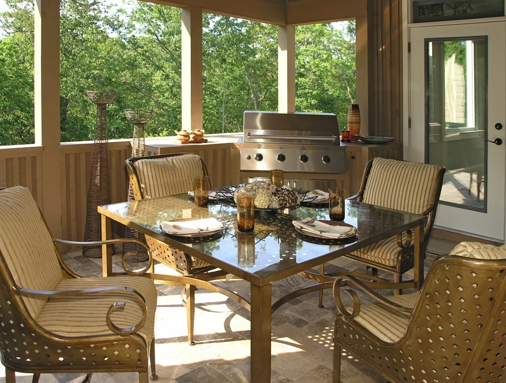 Cool Outdoor Kitchen Ideas