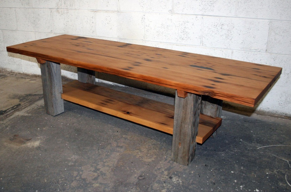 Old Barn Wood Coffee Table