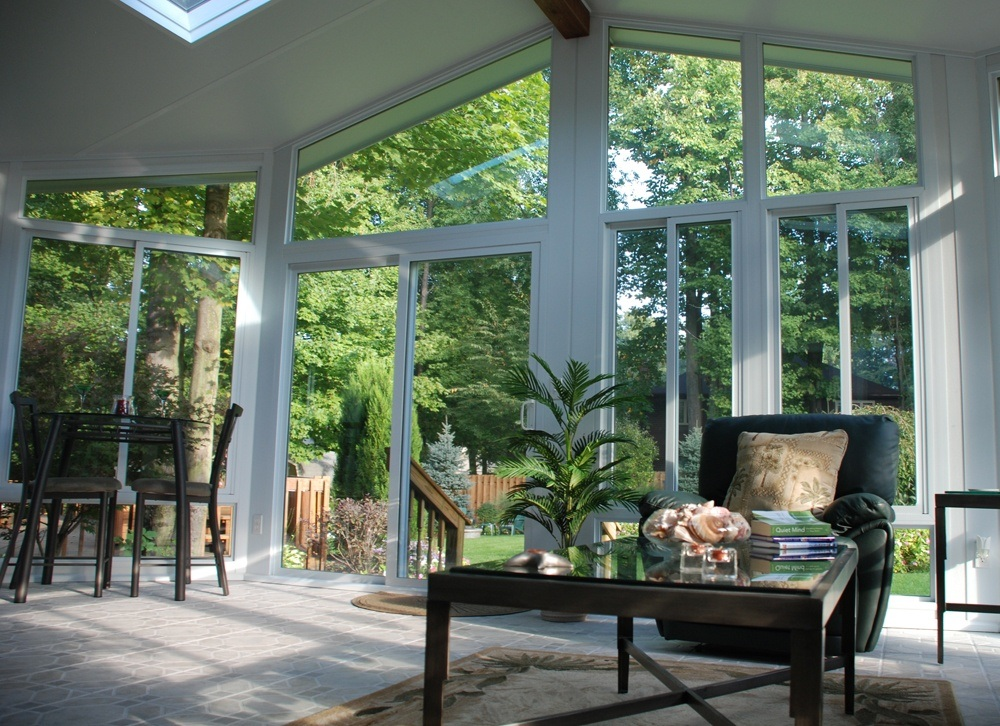 Wood Sunroom Furniture