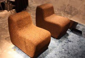 Cork Gervasoni Modular Chairs - Cork 05