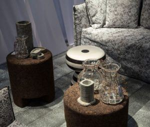 Cork Stool or Side Table - Cork 45