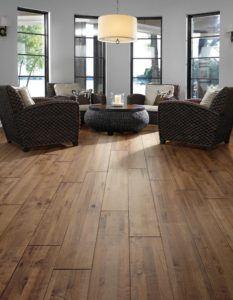 Hardwood Flooring Staining
