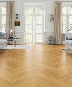 Hardwood Oak Flooring Staining