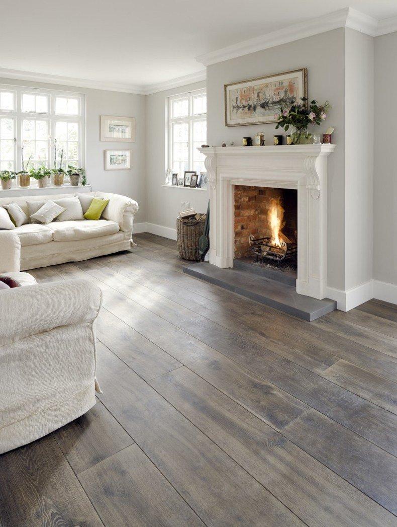 Staining Original Hardwood Floors