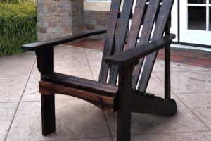 Cedar Outdoor Chairs