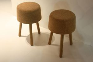 Small Cork Stools for Kids