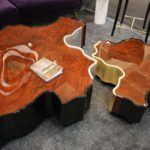 21 Wonderful Wood Coffee Table Designs for Living Room