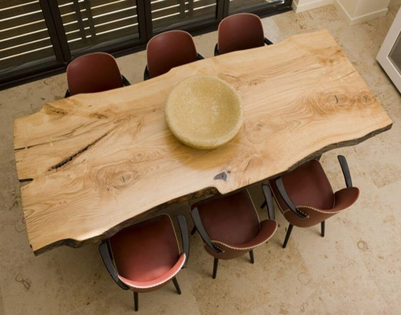 Barnwood Dining Table Set