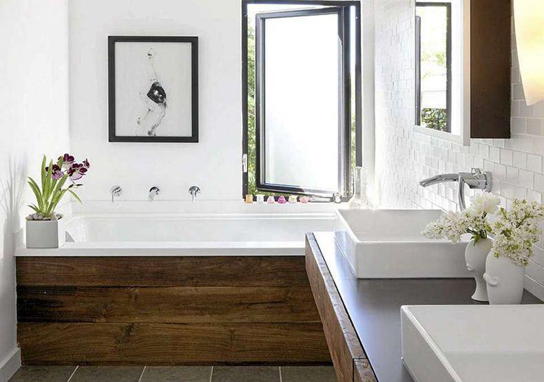 Bathtub Wood Panel