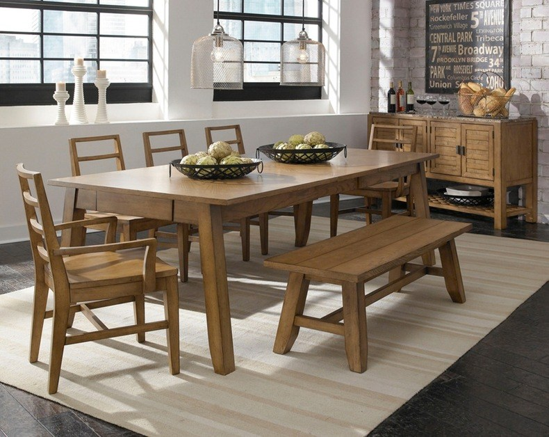 Rustic Dining Room Decor Ideas