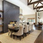 4 Magical Black Oak Dining Table Decor Ideas for Dining Room