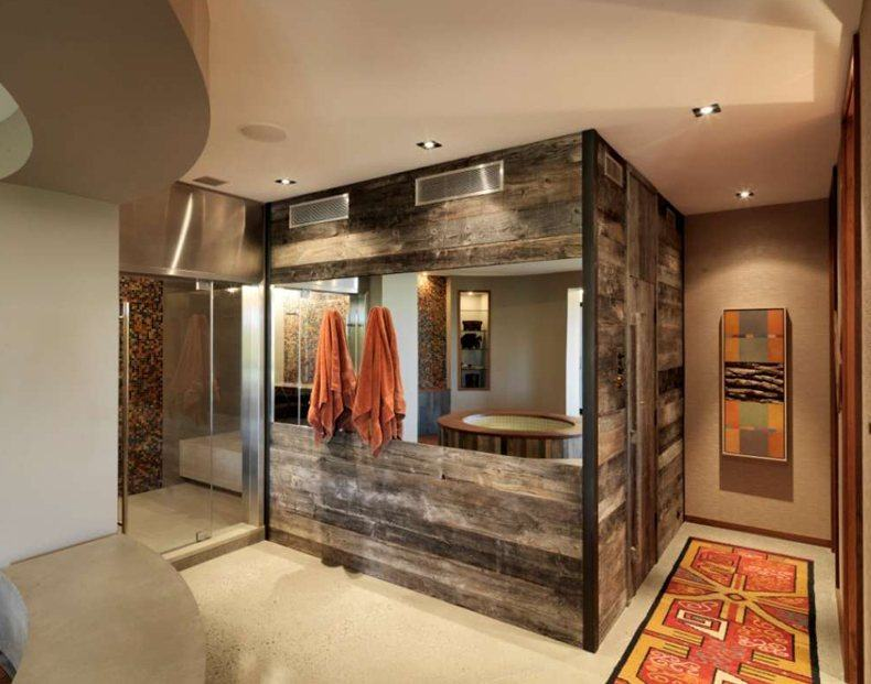 Reclaimed Wood Bathroom Ideas