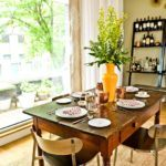Country Wooden Chairs And Tables: 9 Awesome Combinations