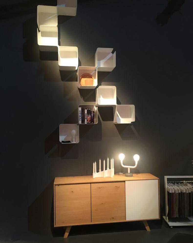 Boxed Wall Shelves