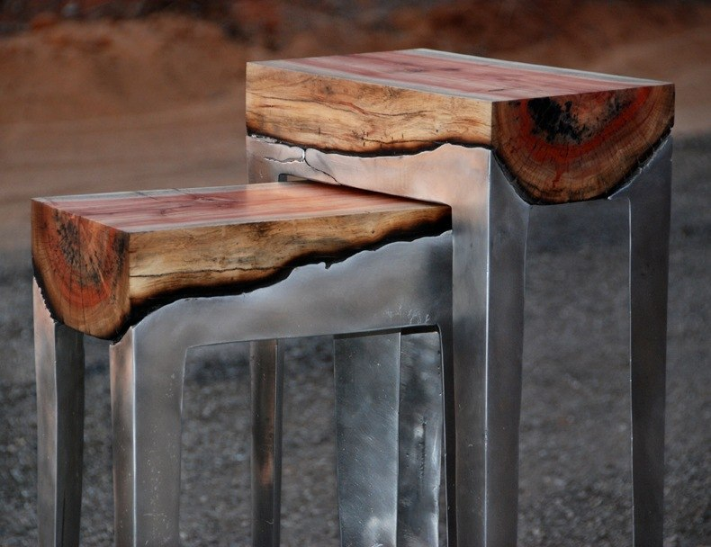 Some people think that carob wood furniture ideas could be called as extraordinary furniture.