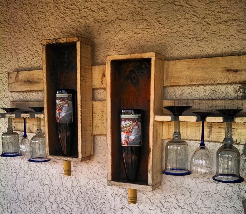 Reclaimed Pallet Wood Ideas