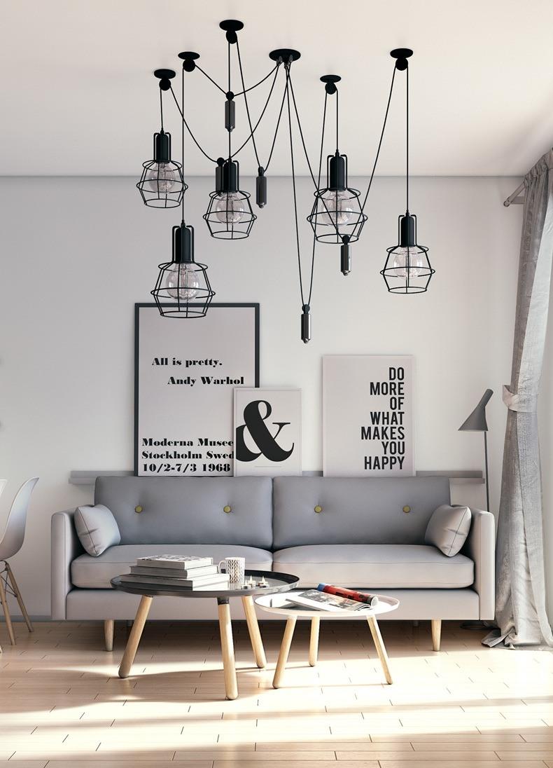 Luxury Scandinavian Interior Design