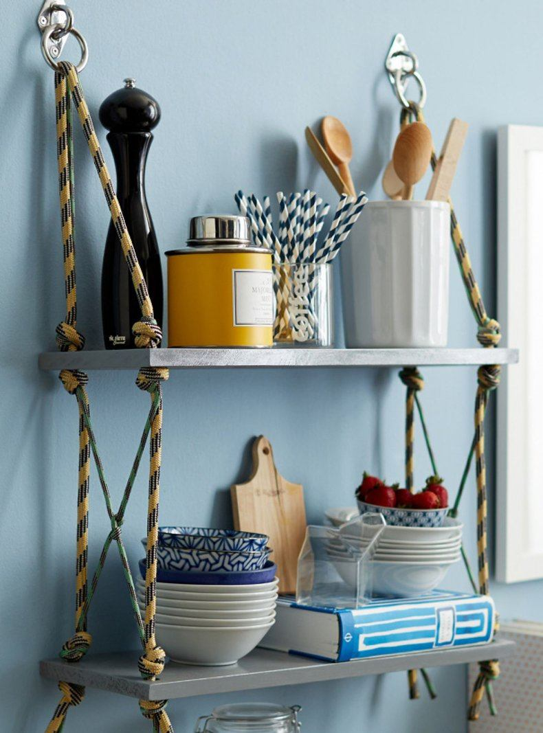 How To Hang Wood Shelf on Wall