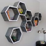 Shape Shelves With Geometric Designs for Your Home Interior