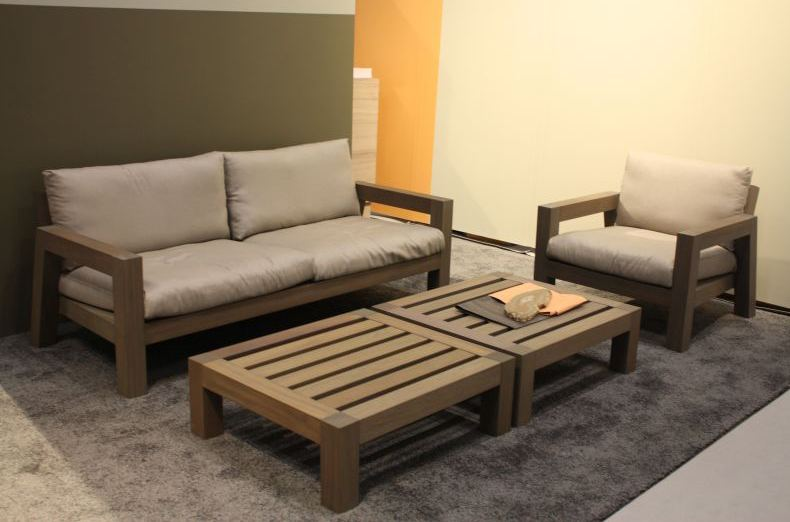 Outdoor Wood Furniture Design