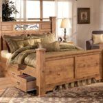 15 Fascinating Plain Wood Bed Frame Ideas for Your Bedroom
