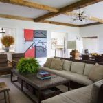 Lightened Summer Decorating Ideas for Interior Design In Living Room