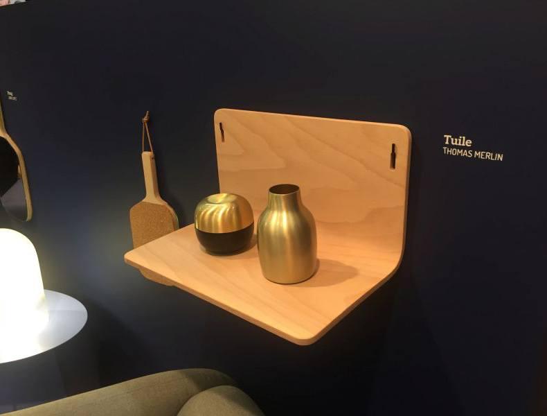 Tuile Tomas Merlin Shelf Design