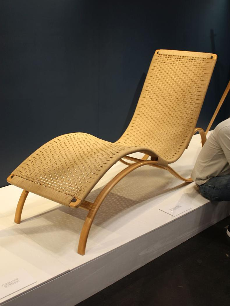 Outdoor Woven Lounge Chair