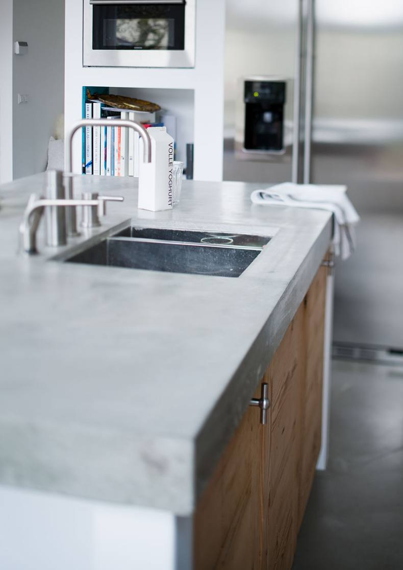 Grey Kitchen Countertops Ideas