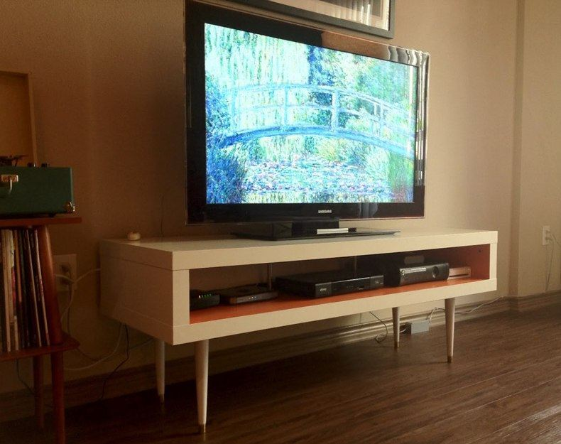 Wall Mounted TV Design Ideas