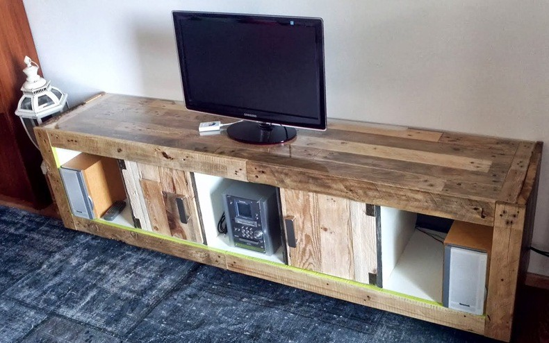 Expedit Bookshelf - Modern TV Cabinet