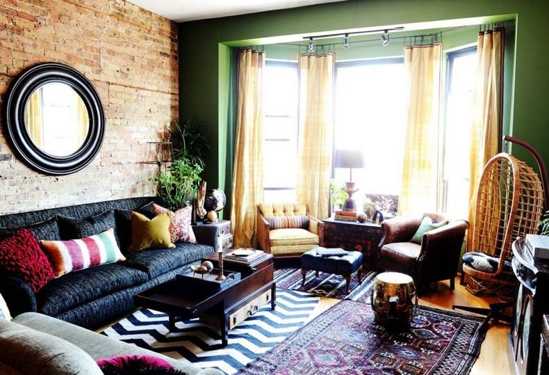 Interior Design Layering