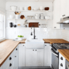 Oak Soapstone Kitchen Countertops