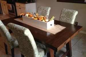 Pottery Barn Benchwright Farmhouse Dining Table